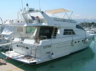 Ferretti Yachts 52' S