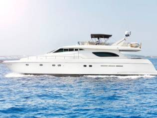 Ferretti Yachts 70