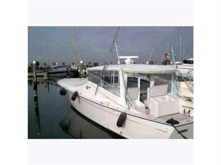 Tornado 50 sport fisherman h t in italia barche a for Barca tornado 50