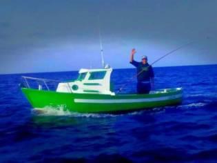 Barco pesca paseo