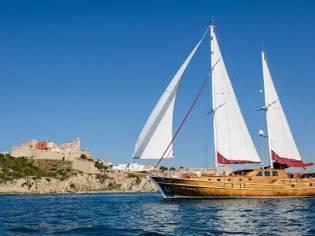 Med Yacht 24 Meter Gulet