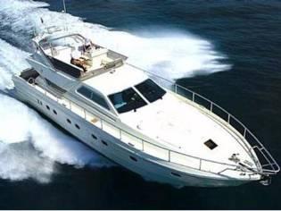 Ferretti Yachts 60