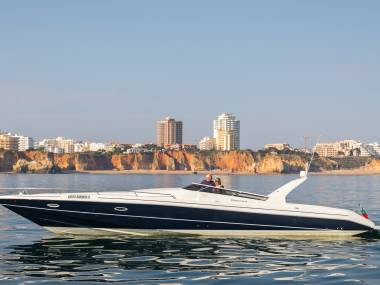 Cigarette Real Powerboats 46
