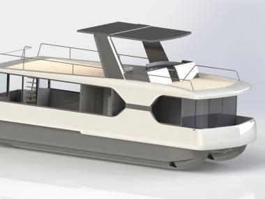 Aquacruise 1200 Houseboat