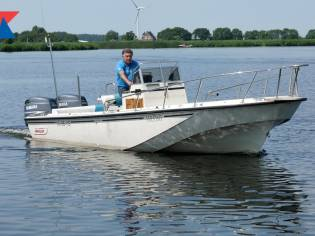 Boston Whaler 25 Outrage Whaler Drive