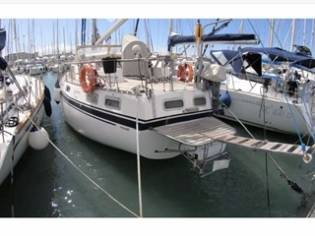 Nauticat 43 sloop