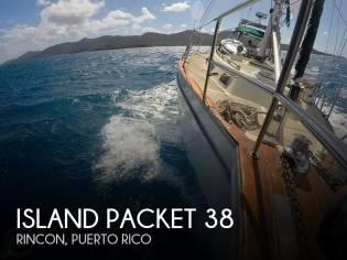 Island Packet 38 Cutter