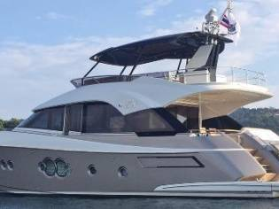 Monte Carlo Yachts MCY 70 - Galley Down Version