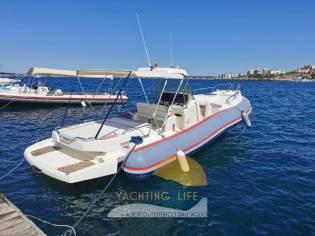 Custom Marlin Boat MARLIN 29