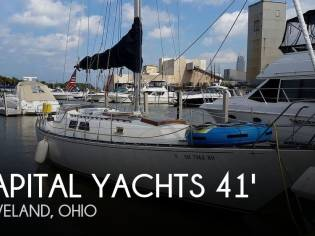 Capital Yachts Newport 41S