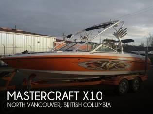 Mastercraft X10