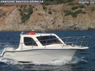 Custom Spinella Giglio 25