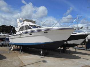 Fairline Corniche 31 Fly