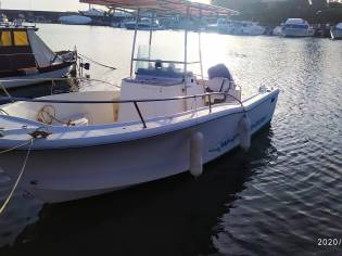 White Shark 205