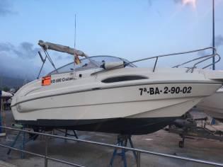 Rio 600 cruiser