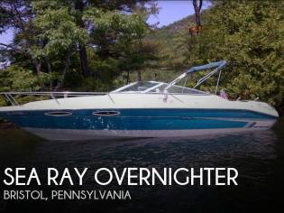 Sea Ray 240 Signature