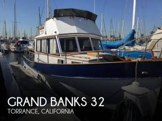 Grand Banks 32