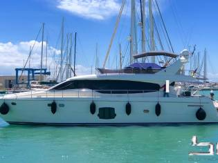 Ferretti Yachts Ferretti 630