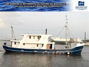 Holländischer Werftbau - Kutteryacht