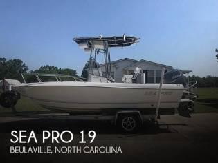 Sea Pro 190 CC