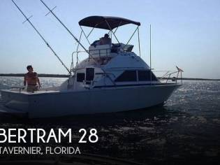 Bertram 28