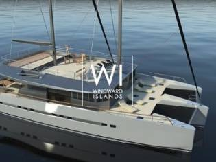 Custom Eco Sailing Trimaran 86