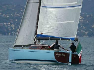Sangermani 9.99 Day Sailer