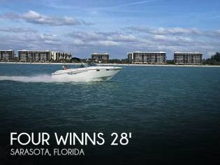 Four Winns 285 Sundowner
