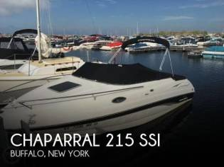 Chaparral 215 SSi