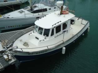 Rhea 750 Timonier