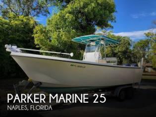 Parker Marine 2501 CC