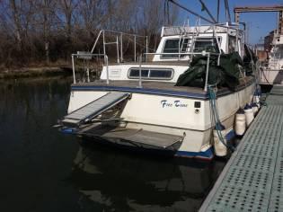 Moschini Trawler 40