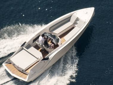 FRAUSCHER BOATS FRAUSCHER 747 MIRAGE AIR