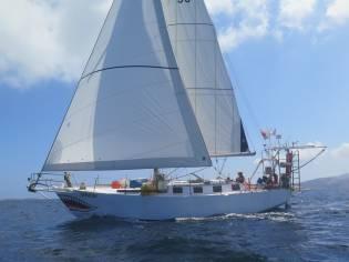 Albion 36 Steel Sailboat
