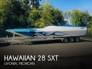 Hawaiian 28 Cat Offshore