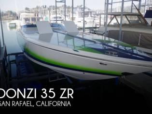 Donzi 35 ZR