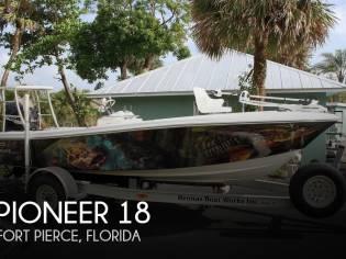 Pioneer 186 Cape Island