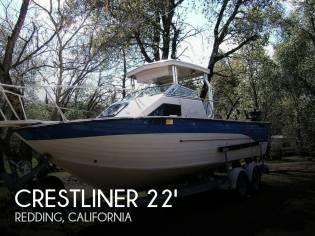 Crestliner Eagle 2250