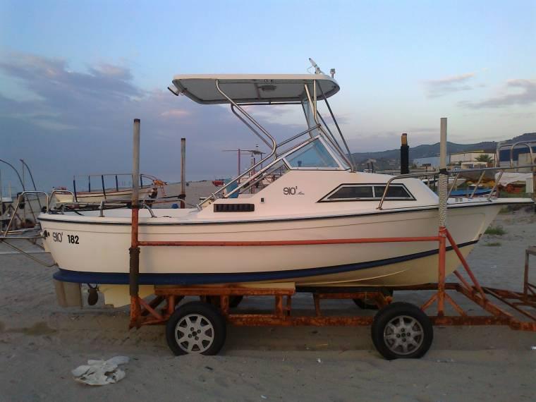 Pilotina gio 39 mare in sicilia barche a motore usate 48686 for Cabine marine di grandi orsi