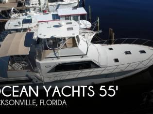 Ocean Yachts 55 Sunliner