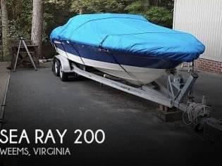 Sea Ray 200 Signature