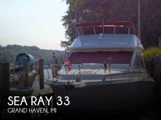 Sea Ray 340 SDB