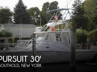 Pursuit 3000 Offshore