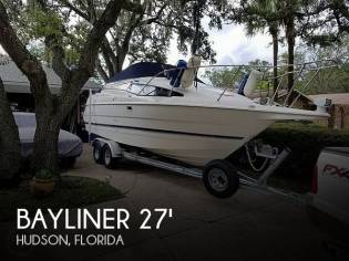 Bayliner CIERRA 2655 SUNBRIDGE