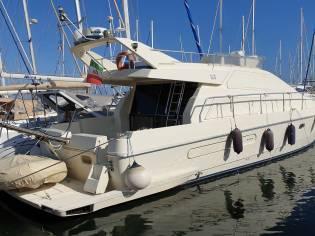 Ferretti Yachts 135S