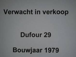 Dufour Yachts (FRA) Dufour 29 (Motor 2018)