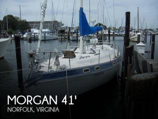 Morgan 41 CATALINA CLASSIC Mark II