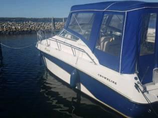 Crownline Boats Crownline 250 im Topzustand (MM)