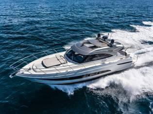 Riviera 4800 Sport Yacht Series II Platinum