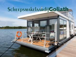 MarinHome 54 Comfort Houseboat